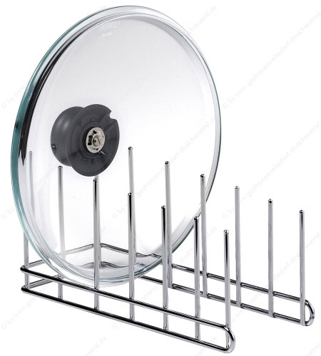 Deckelhalter f r schublade kleinster mobiler gasgrill for Porte couvercle casserole