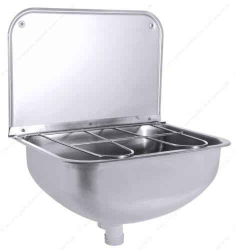 handwaschbecken gastronomiebedarf in bew hrter qualit t. Black Bedroom Furniture Sets. Home Design Ideas