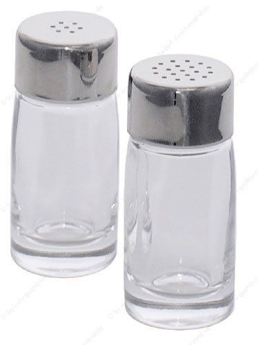 Mini Salzstreuer salzstreuer pfefferstreuer gastronomiebedarf in bewährter qualität
