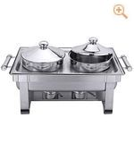 Chafing Dish-Suppenstation - 7058/533