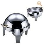 Roll-Top Chafing Dish - 7074/743