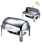 Roll-Top Chafing Dish - 7076/763