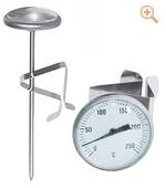 Fritteusenthermometer - 7877/045